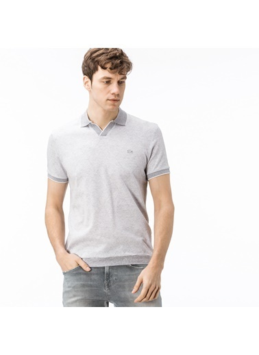 Lacoste Erkek Polo Tişört PH0909.09G Gri